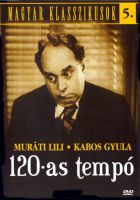 120-as tempó DVD
