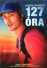 127 óra DVD