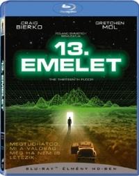 13. emelet Blu-ray