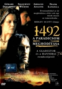 1492 - A paradicsom meghódítása DVD