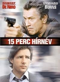 15 perc hírnév DVD