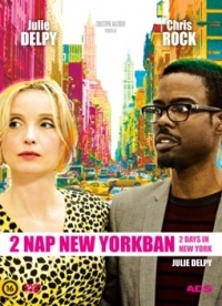 2 nap New Yorkban DVD