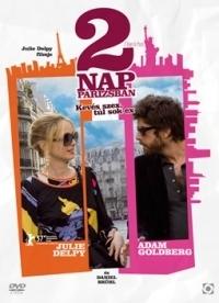 2 nap Párizsban DVD