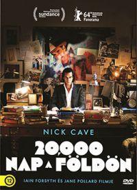 20,000 nap a Földön DVD
