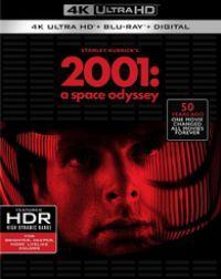 2001: Űrodüsszeia Blu-ray