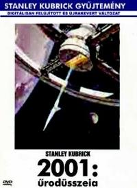 2001: Űrodüsszeia DVD