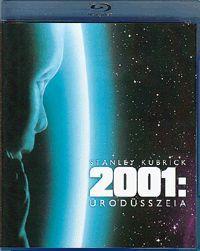 2001 Űrodüsszeia Blu-ray