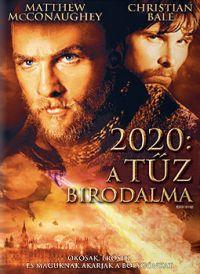 2020: A tűz birodalma DVD