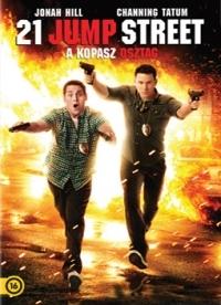 21 Jump Street - A kopasz osztag DVD