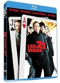 21 - Las Vegas ostroma Blu-ray