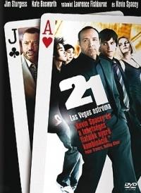 21 Las Vegas ostroma DVD