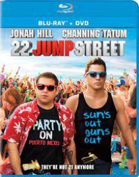 22 Jump Street - A túlkoros osztag *Import-Idegennyelvű borító* Blu-ray