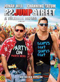 22 Jump Street - A túlkoros osztag DVD