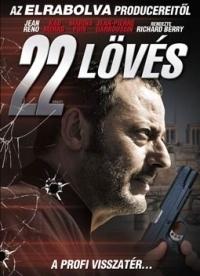 22 lövés DVD