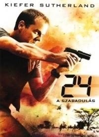 24 - A szabadulás DVD