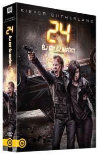 24 - Élj egy új napért! DVD
