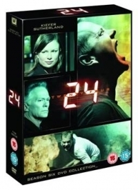 24 - Hatodik évad (7 DVD) DVD