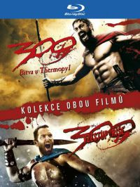 300 / 300: A birodalom hajnala (2 Blu-ray) Blu-ray