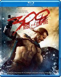 300: A birodalom hajnala Blu-ray