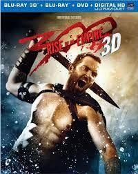 300: A birodalom hajnala (3D + Blu-ray) Blu-ray