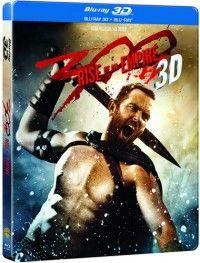 300: A birodalom hajnala - limitált, fémdobozos változat (futurepak) (Blu-ray3D + Blu-ray) 2D és 3D Blu-ray