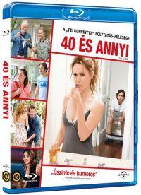 40 és annyi Blu-ray