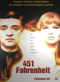 451 Fahrenheit DVD