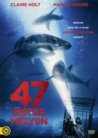 47 méter mélyen DVD