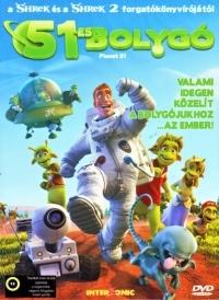 51-es bolygó DVD