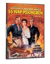 55 nap Pekingben DVD