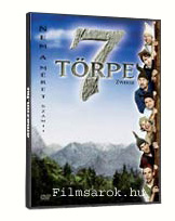 7 törpe DVD