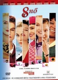 8 nő DVD