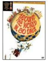 80 nap alatt a Föld körül DVD