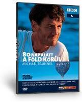 80 nap alatt a Föld körül Michael Palinnel DVD