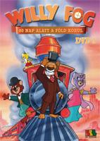 80 nap alatt a Föld körül Willy Foggal DVD