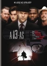 A 13-as *Jason Statham* DVD