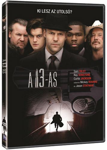 A 13-as DVD