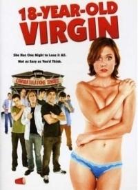 A 18 éves szűz DVD
