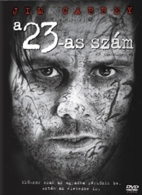 A 23-as szám DVD