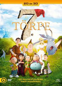A 7. törpe DVD