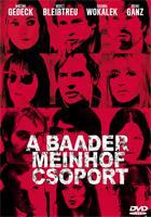 A Baader Meinhof csoport DVD