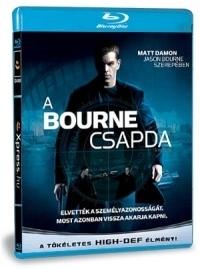 A Bourne-csapda Blu-ray