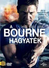 A Bourne-hagyaték *Platina kiadás* DVD