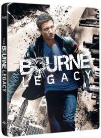 A Bourne-hagyaték - limitált, fémdobozos változat (steelbook) (új kiadás) Blu-ray