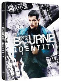 A Bourne-rejtély - limitált, fémdobozos változat (steelbook) Blu-ray
