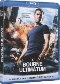 A Bourne-ultimátum Blu-ray