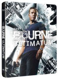 A Bourne-ultimátum - limitált, fémdobozos változat (steelbook) Blu-ray
