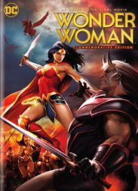 A Csodanő DVD