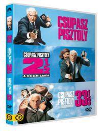 A Csupasz pisztoly trilógia (3 DVD) DVD