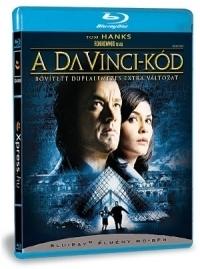 A Da Vinci-kód *Új kiadás* Blu-ray